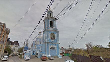 В Воронеже разработают проект по сохранению 300-летней колокольни