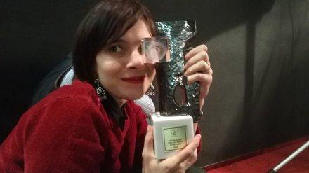 Воронежский режиссёр Дина Баринова получила за свой фильм спецприз «Артдокфеста»