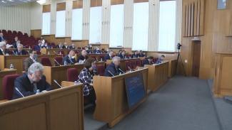 Воронежские депутаты приняли меры поддержки малого бизнеса  во время пандемии