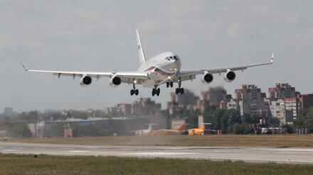 Новый «президентский» Ил-96-300 совершил первый полёт в Воронеже
