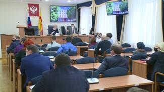 Бюджет Воронежа на 2021 год обсудили на публичных слушаниях