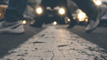 В Воронеже иномарка на переходе сбила 16-летнюю девушку