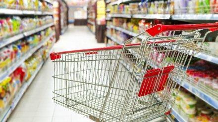 Суд приостановил работу продуктового магазина в Воронеже из-за шумных тележек