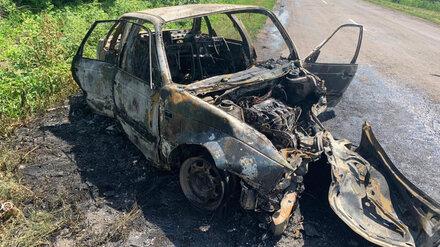Воронежские врачи рассказали о состоянии пострадавших в ДТП с пожаром детей