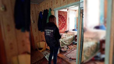 В Воронежской области пенсионер зарубил гостя топором