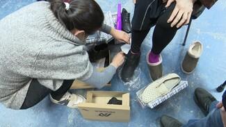 Воронежцев пригласили за удобной обувью из Белоруссии