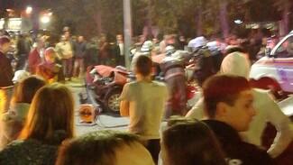 Жуткое массовое ДТП произошло на Московском проспекте в Воронеже