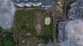 Для строительства школы на 1224 места в воронежском микрорайоне нашли крохотный участок