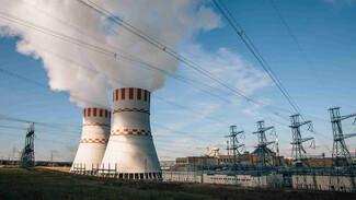 Нововоронежская АЭС в юбилейный год выработает более 26 млрд кВтч электроэнергии