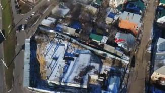 Суд отклонил очередной иск воронежцев против стройки на Чижовском плацдарме