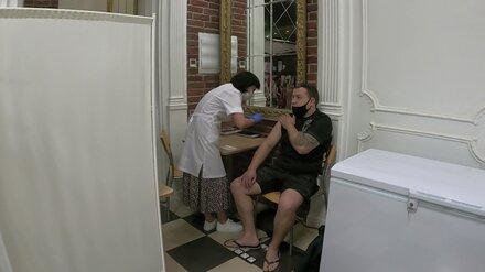 В самых поражённых ковидом районах Воронежской области оказалось меньше всего привитых