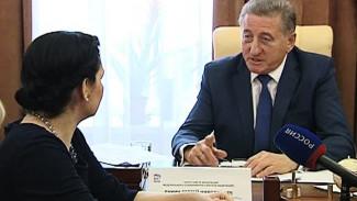 Воронежский сенатор поможет с обустройством центра для детей-аутистов