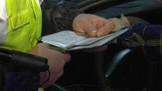 Бывшего воронежского полицейского осудили за 58 нарушений ПДД на машине тестя