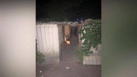 Появилось фото с места убийства 5-месячного ребёнка в воронежском посёлке