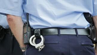 В Воронеже у дилера из Череповца нашли наркотики на 2,5 млн рублей