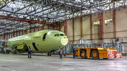 Компания из Санкт-Петербурга решила обанкротить Воронежский авиазавод