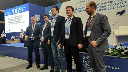Нововоронежским атомщикам вручили высшую награду в конкурсе Министерства энергетики России
