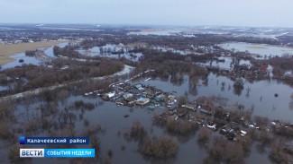 «События недели»: из-за потепления Воронежская область «уходит» под воду