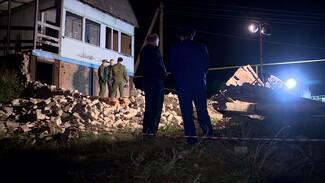 Дело о гибели троих детей под завалами дома в Воронежской области дошло до главы СКР