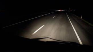 В Воронежской области автомобиль насмерть сбил выскочившего на трассу мужчину