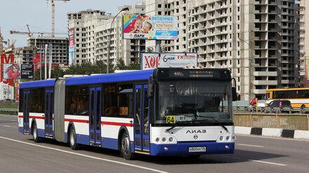 Автобусы-гармошки после почти трёх лет службы покинут Воронеж