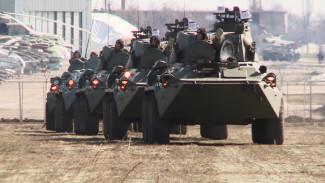 «Приодели» и «обули». Как готовят танки для Парада Победы в Воронеже