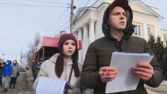Преподаватель из Воронежа назвал подсчёты пассажиров студентами позором