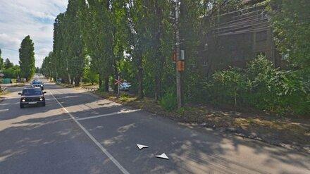 Прохожие нашли голову человека на тротуаре в Воронеже