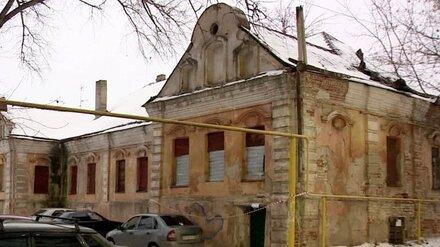 В Воронеже приблизились к реконструкции Дома Гарденина