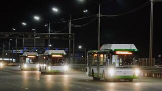 В Воронеже появились восемь автобусов с кондиционерами