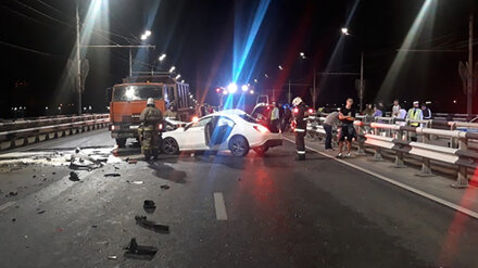 Воронежец на Mercedes ответит в суде за гибель пассажирки в ДТП на Чернавском мосту