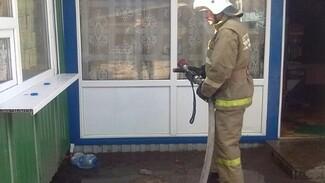 Под Воронежем из загоревшейся гостиницы эвакуировали сотрудников