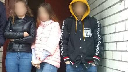 В Воронеже полицейские поймали банду молодых наркодилеров