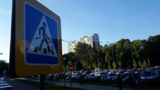 Парковку в Воронежском центральном парке запретили на 4 дня
