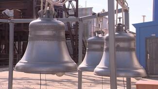 В Воронеже отлили 12 колоколов для Московского Кремля