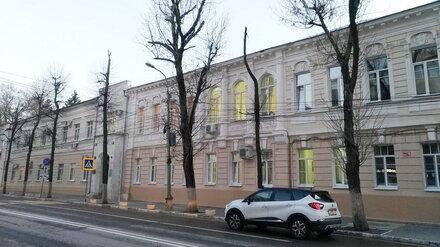 В Воронеже отреставрируют историческое здание областной больницы №2