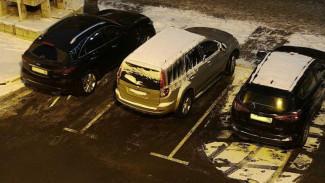 Переставших платить за парковку воронежцев «задобрят» качественной уборкой снега
