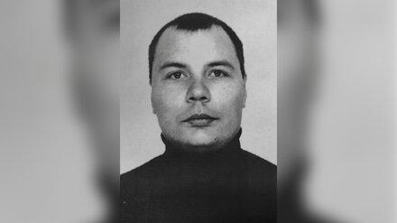 В Воронеже объявили поиски пропавшего в 2020 году мужчины