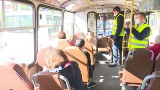 Воронежских перевозчиков накажут за пассажиров без масок