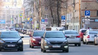 Воронежцев запугали штрафами за неоплату парковки во время пандемии коронавируса