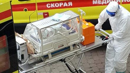 В «красной зоне» воронежской больницы родились ещё три малыша