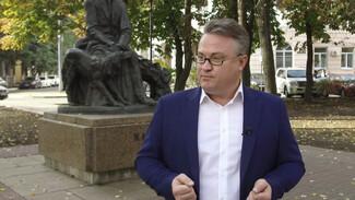 «Город меняется». Мэр Воронежа подвел промежуточные итоги работы