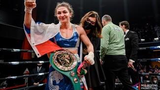 Воронежская спортсменка стала чемпионкой мира по боксу