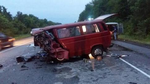 ДТП с 8 погибшими под Воронежем