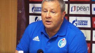 Тренер воронежского «Факела» объяснил, почему первый в новом сезоне матч закончился ничьей