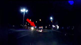 Появилось видео момента автокатастрофы с тремя погибшими в воронежском райцентре