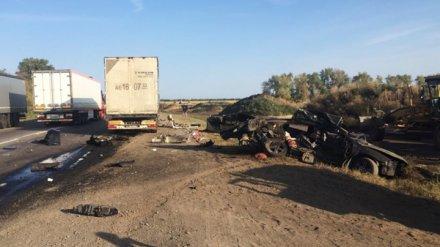 В Москве задержали водителя, устроившего ДТП с 4 погибшими на трассе под Воронежем