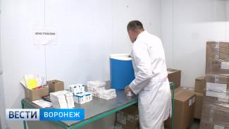 Готовимся к холодам. В Воронеж завезли первую партию вакцины против гриппа