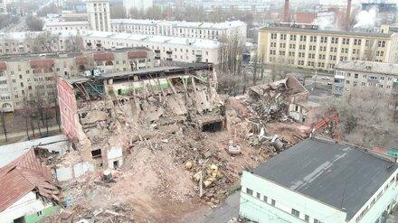 В Воронеже попробуют воссоздать уничтоженный хлебозавод