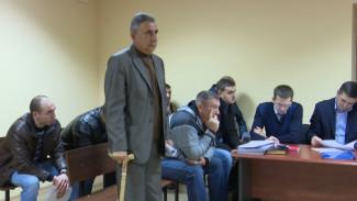 После трёх лет расследования начался суд над бандой из воронежского Госавтодорнадзора